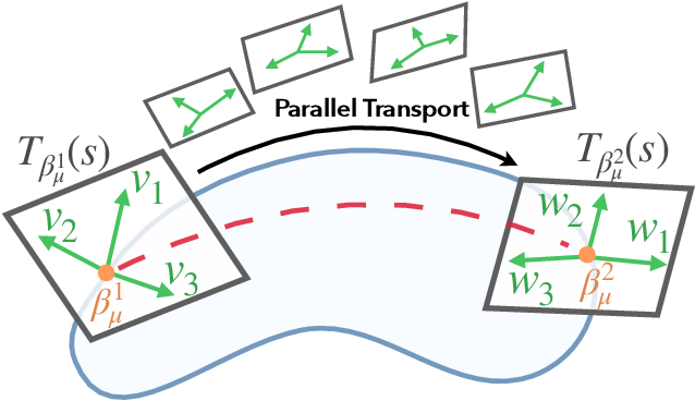 Figure 1 for Alignment of Tractography Streamlines using Deformation Transfer via Parallel Transport