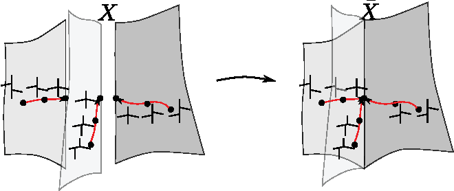 Figure 2 for Towards a theory of statistical tree-shape analysis