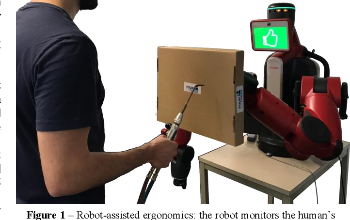Figure 1 for Real-time Robot-assisted Ergonomics