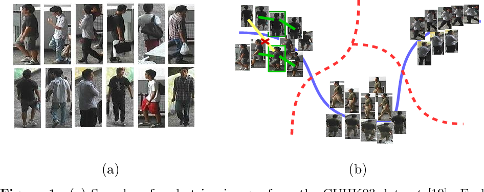 Figure 1 for Deep Adaptive Feature Embedding with Local Sample Distributions for Person Re-identification