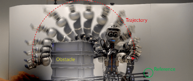 Figure 1 for Safe and Fast Tracking Control on a Robot Manipulator: Robust MPC and Neural Network Control