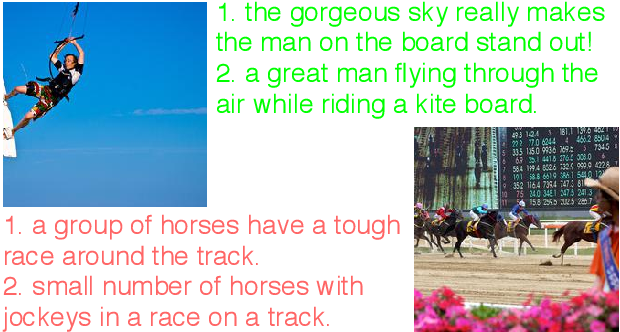Figure 1 for Towards Generating Stylized Image Captions via Adversarial Training