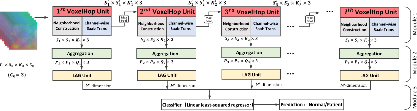Figure 1 for VoxelHop: Successive Subspace Learning for ALS Disease Classification Using Structural MRI