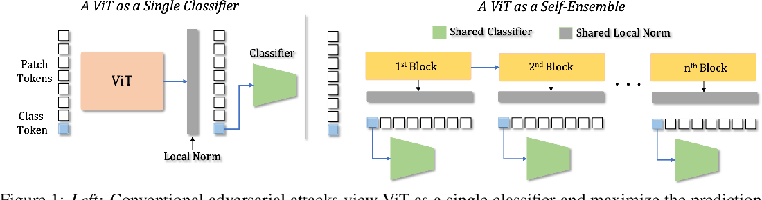 Figure 1 for On Improving Adversarial Transferability of Vision Transformers