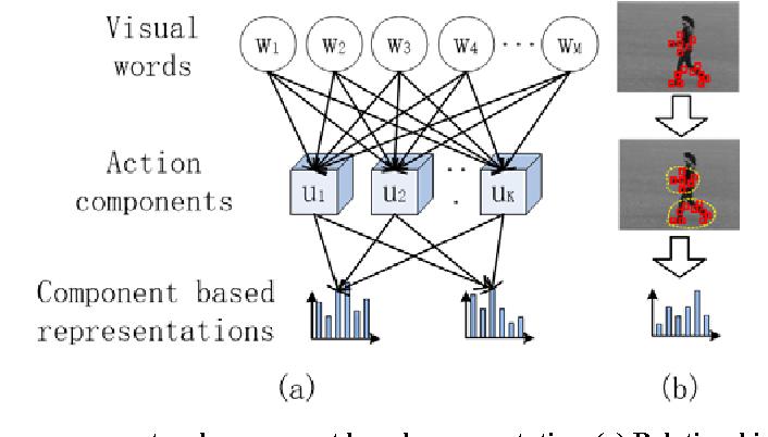 Figure 1 for Spatio-temporal Aware Non-negative Component Representation for Action Recognition