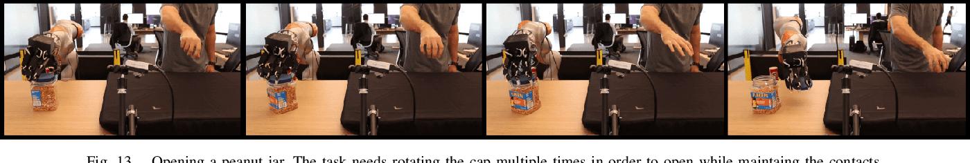 Figure 4 for DexPilot: Vision Based Teleoperation of Dexterous Robotic Hand-Arm System