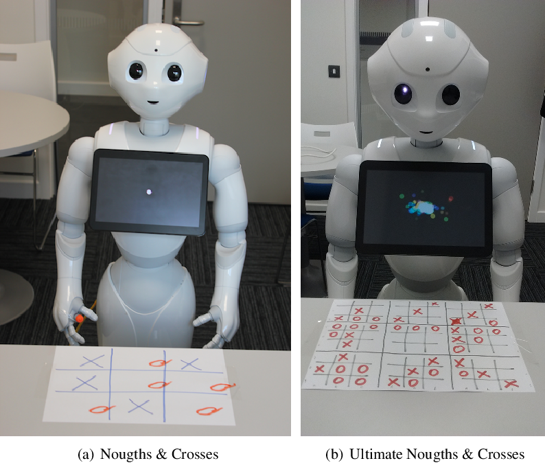 Figure 1 for A Data-Efficient Deep Learning Approach for Deployable Multimodal Social Robots