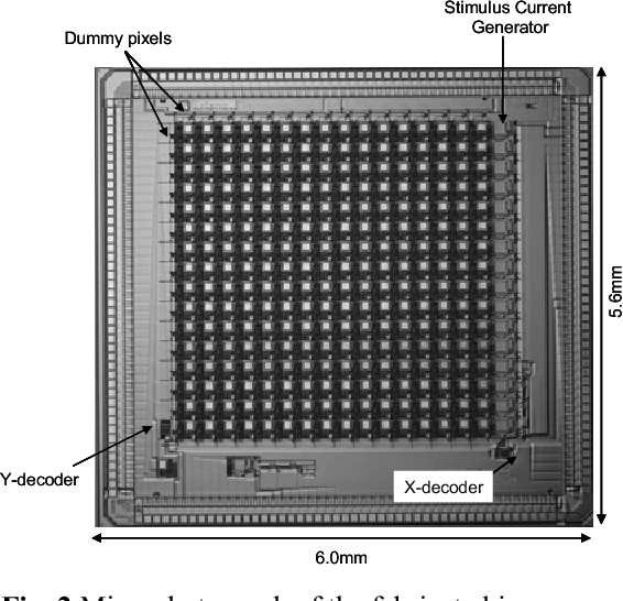 A 16/spl times/16-pixel pulse-frequency-modulation based image