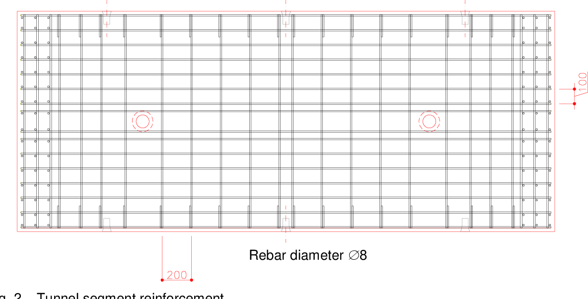 PDF] Experimental tests on tunnel precast segmental lining with