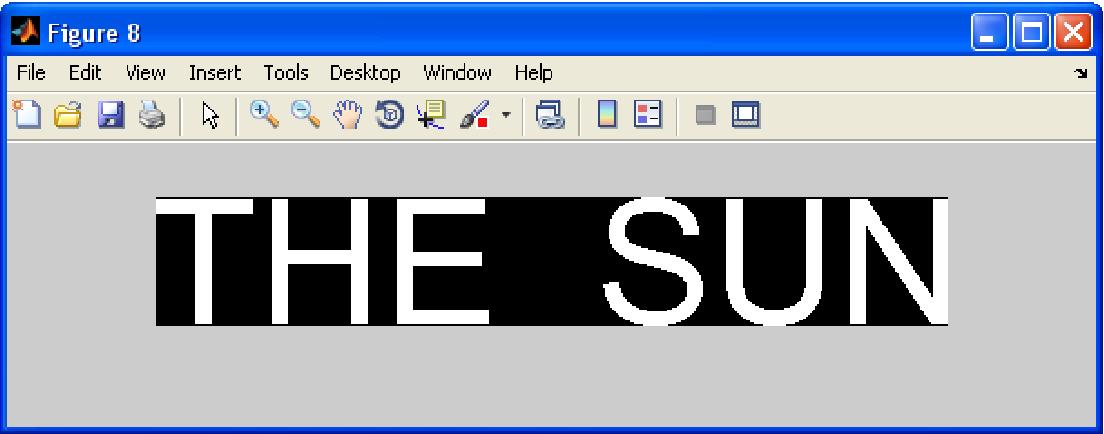 Figure 16: Remaining Word Segmentation of first line