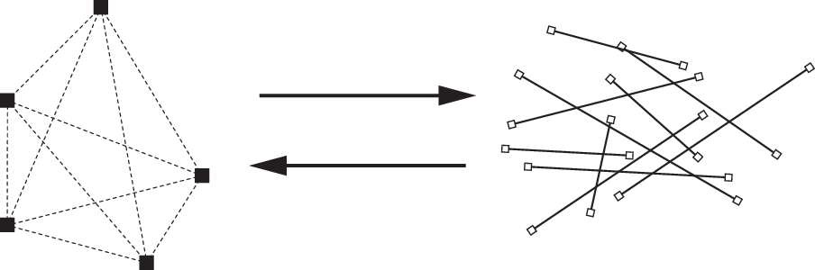 Figure 1 for Reconstructing Point Sets from Distance Distributions