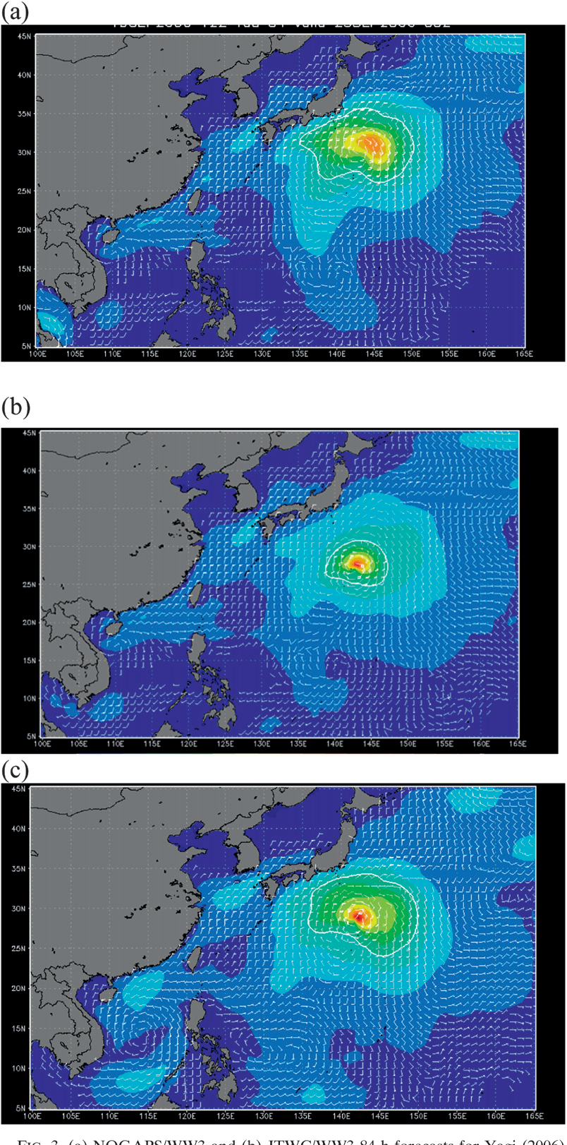 PDF] Consistent tropical cyclone wind and wave forecasts for the ...