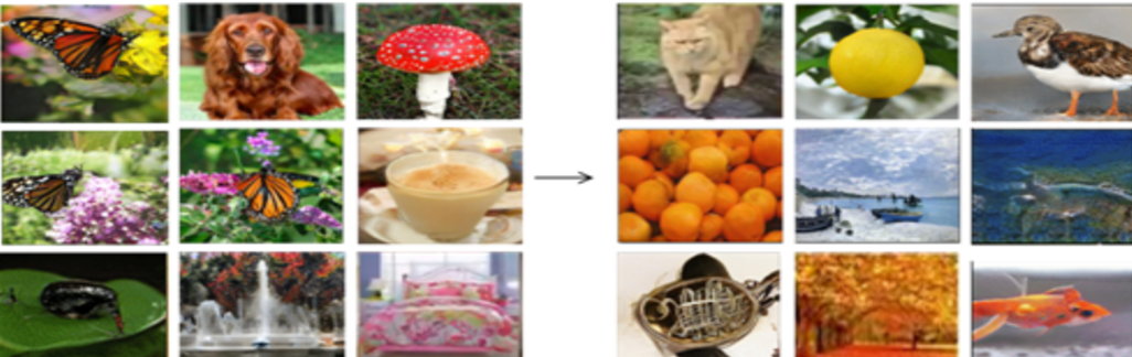 Figure 2 for A Survey on Generative Adversarial Networks: Variants, Applications, and Training
