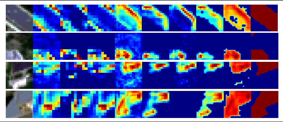 Figure 4 for Solar Power Plant Detection on Multi-Spectral Satellite Imagery using Weakly-Supervised CNN with Feedback Features and m-PCNN Fusion