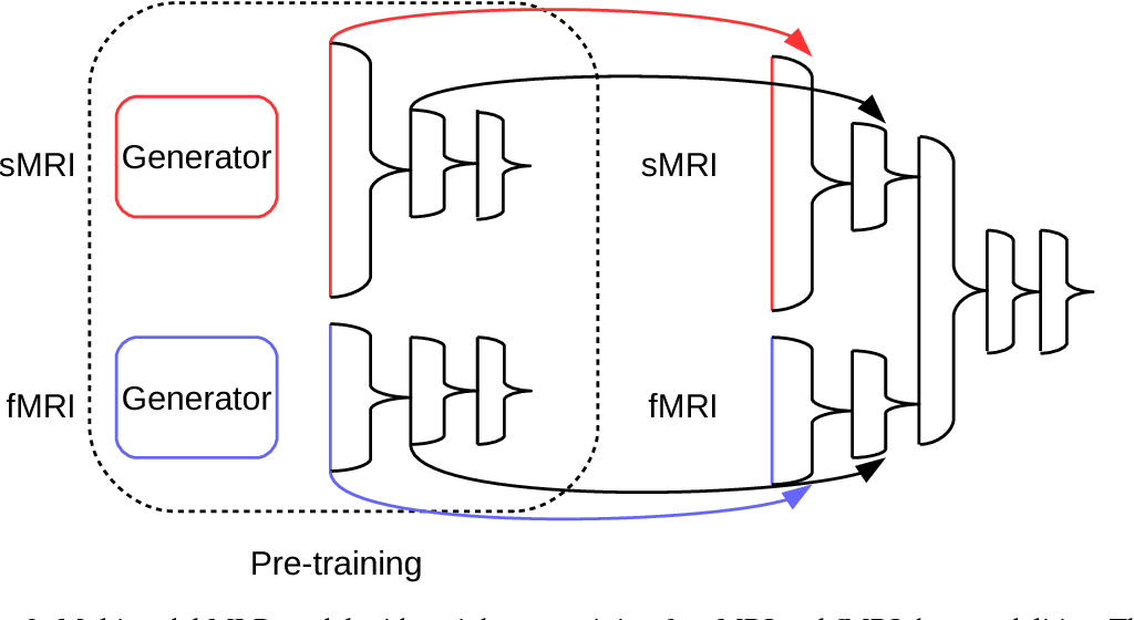 Figure 3 for Improving Classification Rate of Schizophrenia Using a Multimodal Multi-Layer Perceptron Model with Structural and Functional MR