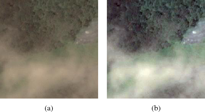 Figure 4 for Filmy Cloud Removal on Satellite Imagery with Multispectral Conditional Generative Adversarial Nets