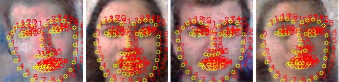 Figure 4 for Wav2Pix: Speech-conditioned Face Generation using Generative Adversarial Networks