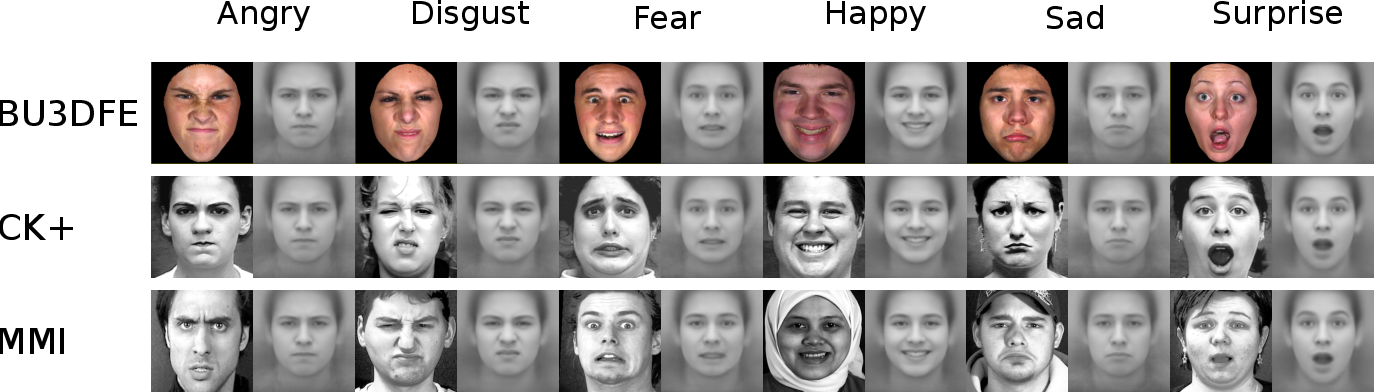 Figure 4 for Identity-Free Facial Expression Recognition using conditional Generative Adversarial Network