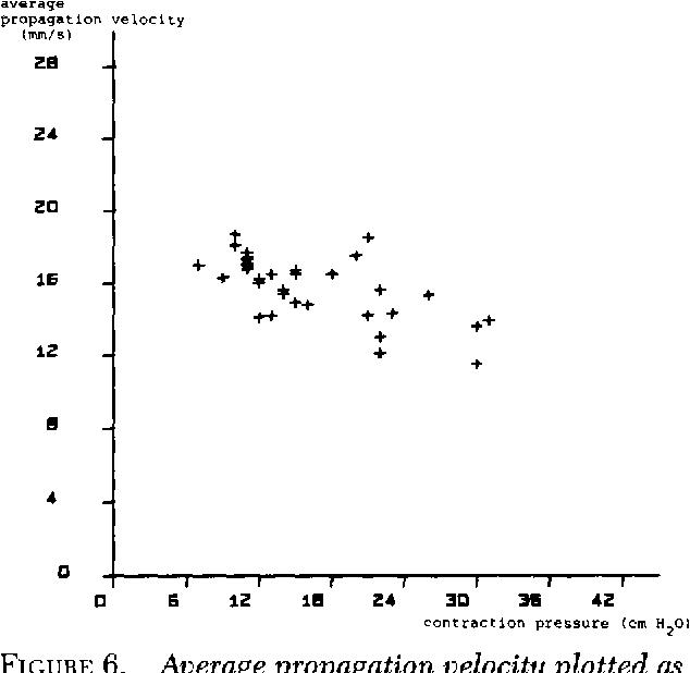Figure 6 From Bolus Propagation In Pig Ureter In Vitro Semantic