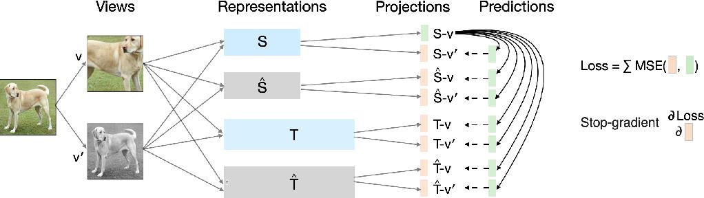 Figure 3 for Simple Distillation Baselines for Improving Small Self-supervised Models