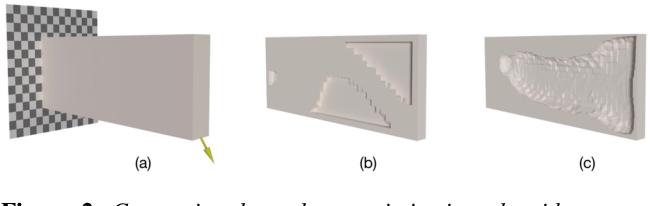Figure 2 for Structural Design Using Laplacian Shells