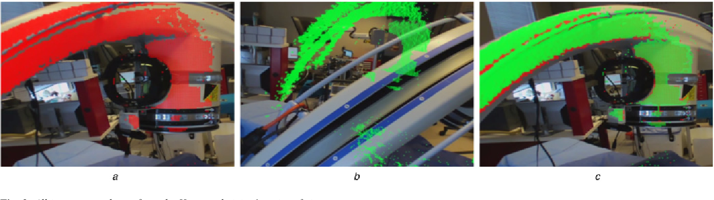 Figure 3 for Augmented Reality-based Feedback for Technician-in-the-loop C-arm Repositioning