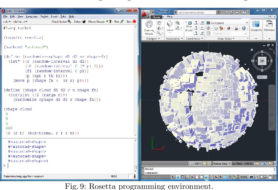 PDF] Programming Environments for Generative Design