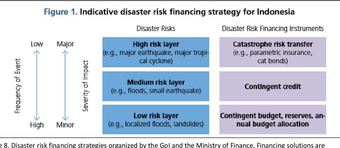 The Use of Catastrophe Bonds as a Means of Economic
