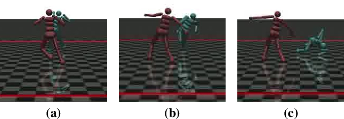 Figure 3 for BACKDOORL: Backdoor Attack against Competitive Reinforcement Learning