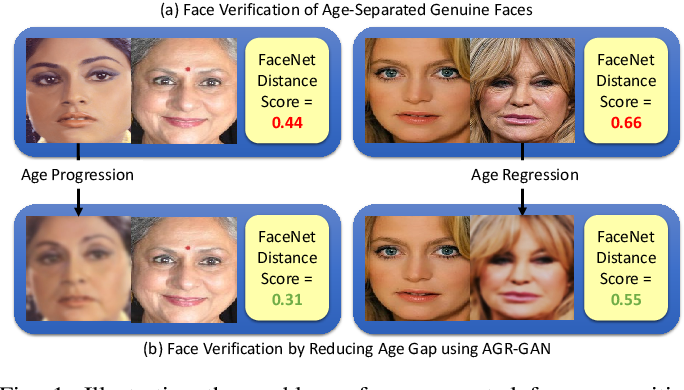 Figure 1 for Age Gap Reducer-GAN for Recognizing Age-Separated Faces