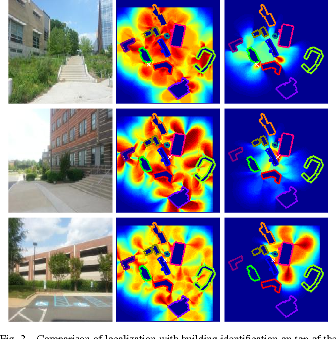 Figure 2 for Semantic Image Based Geolocation Given a Map