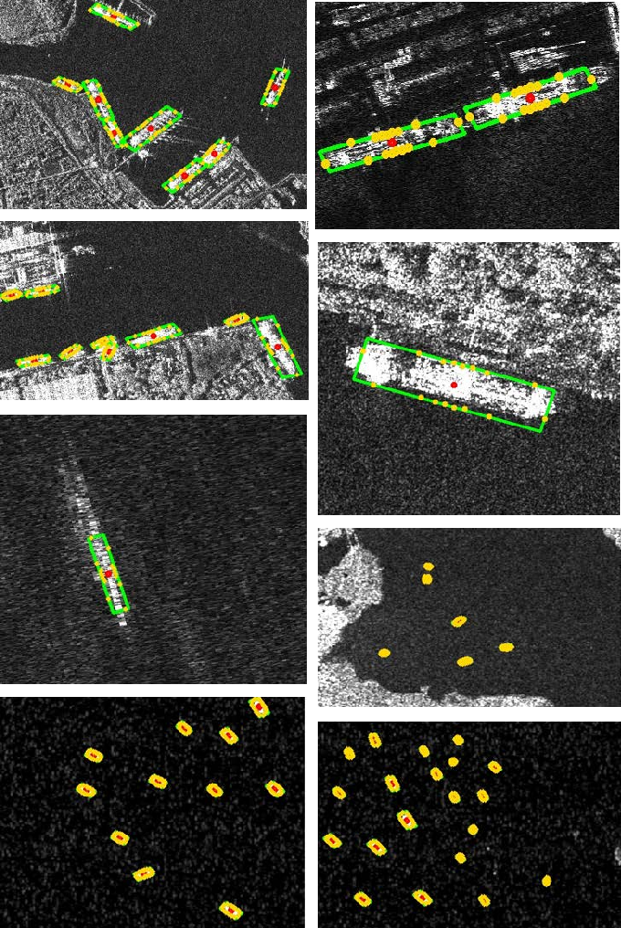 Figure 4 for Learning Polar Encodings for Arbitrary-Oriented Ship Detection in SAR Images