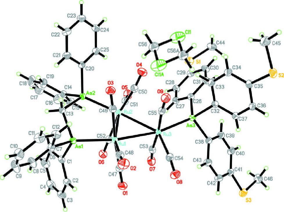 Figure 1 From Bis Bisdiphenylarsinomethane 122 Asas