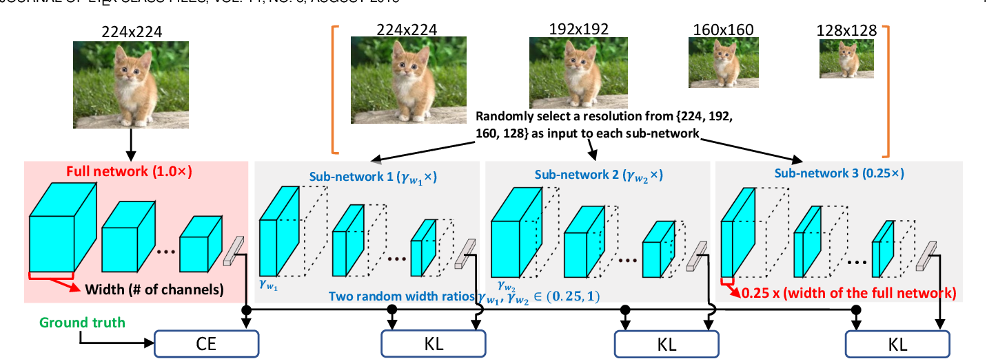 Figure 3 for MutualNet: Adaptive ConvNet via Mutual Learning from Different Model Configurations