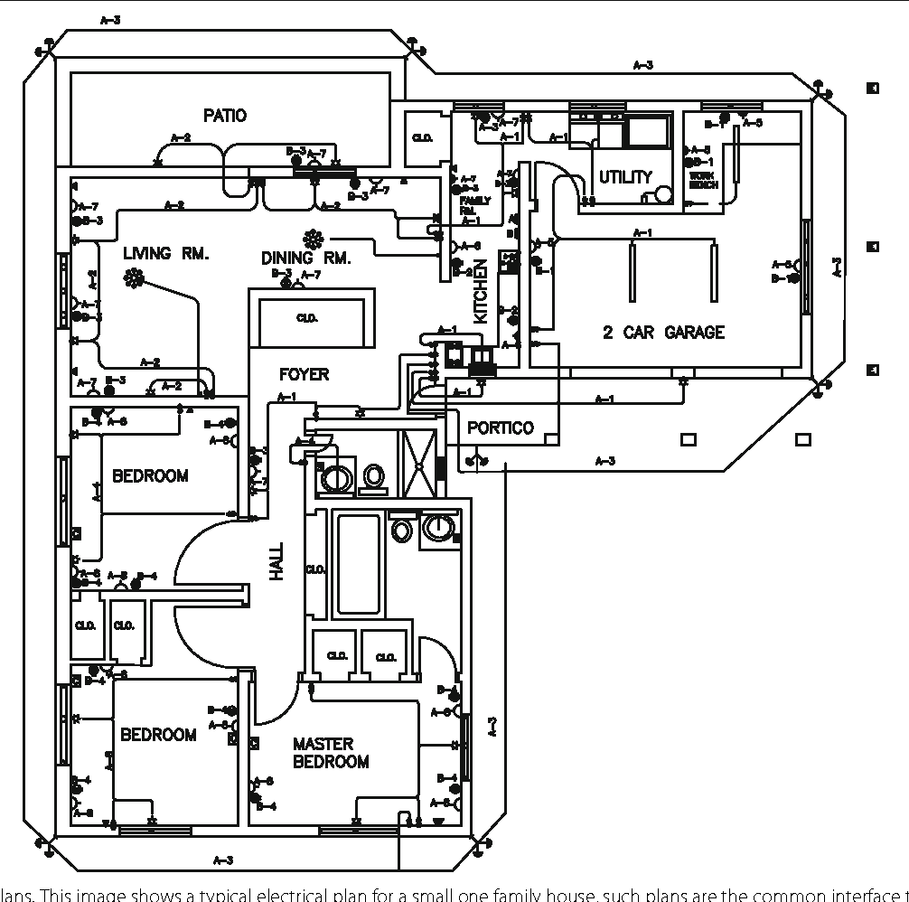 Data completion in building information management : electrical ...
