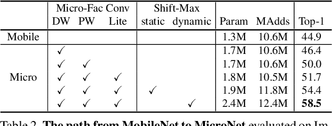 Figure 4 for MicroNet: Improving Image Recognition with Extremely Low FLOPs