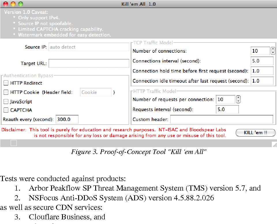 Figure 3 from Universal DDoS Mitigation Bypass - Semantic