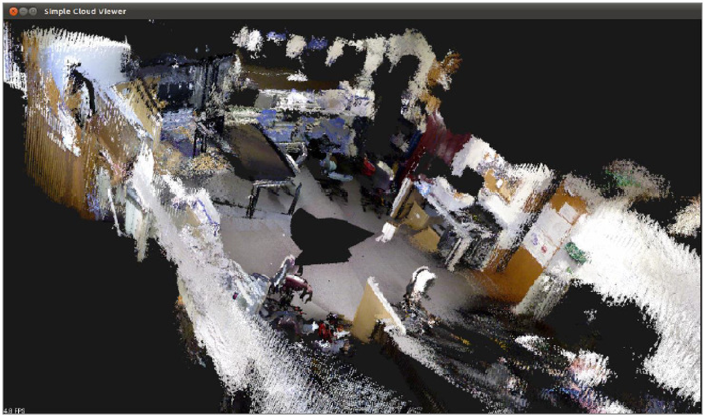 Figure 5 from Using the Kinect as a navigation sensor for