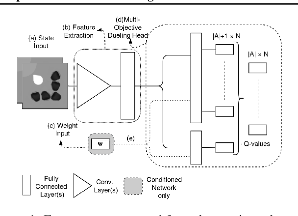 Figure 1 for Dynamic Weights in Multi-Objective Deep Reinforcement Learning