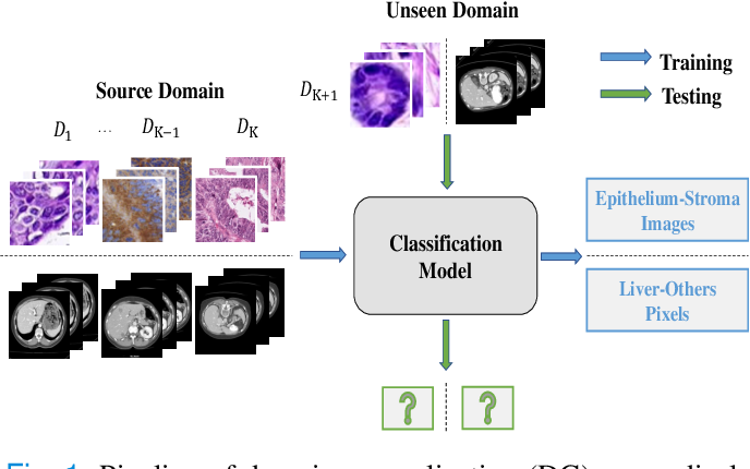 Figure 1 for Domain Generalization on Medical Imaging Classification using Episodic Training with Task Augmentation