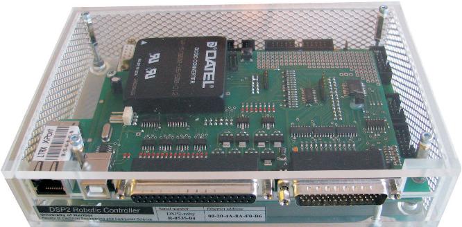 Fig. 2. DSP-2 Robotic Controller