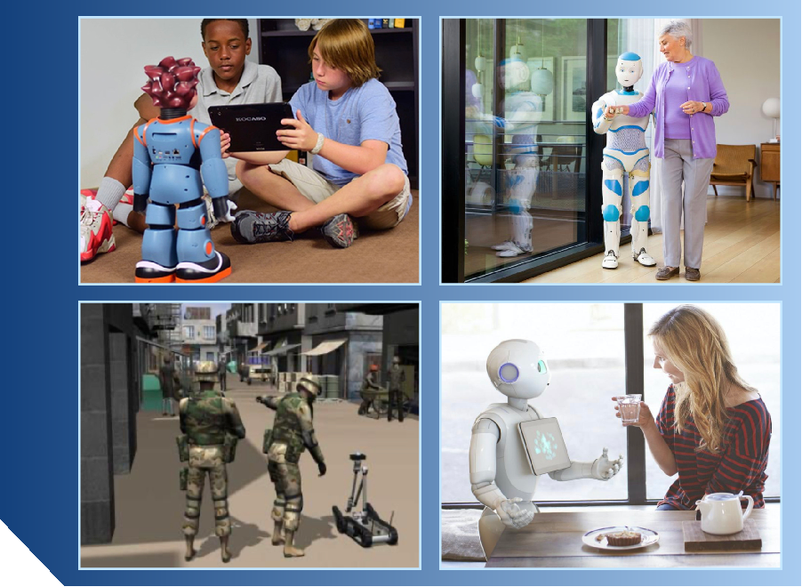 Figure 1 for Spoken Language Interaction with Robots: Research Issues and Recommendations, Report from the NSF Future Directions Workshop