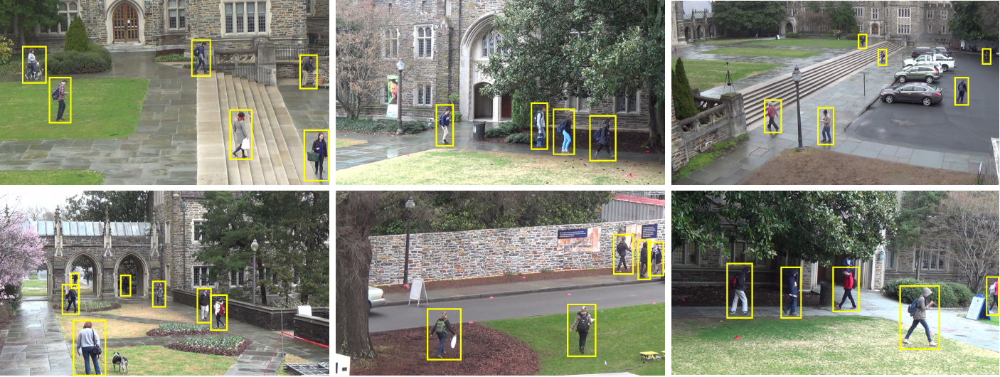 Figure 1 for An End-to-End Foreground-Aware Network for Person Re-Identification