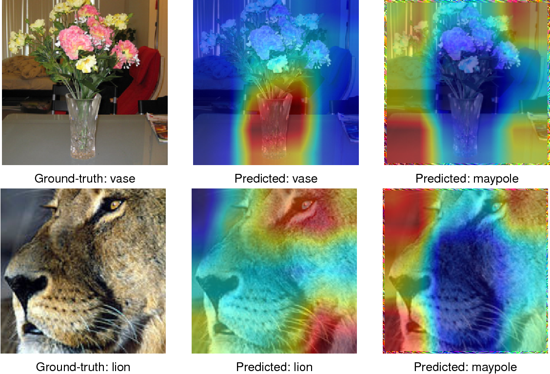 Figure 4 for Adversarial Framing for Image and Video Classification