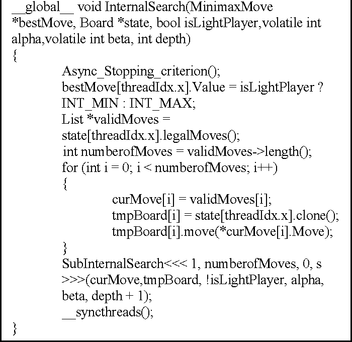 Figure 3 from Enhanced parallel NegaMax tree search algorithm on GPU