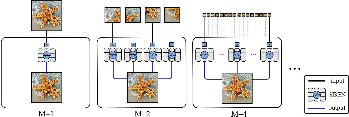 Figure 1 for Ensemble Neural Representation Networks