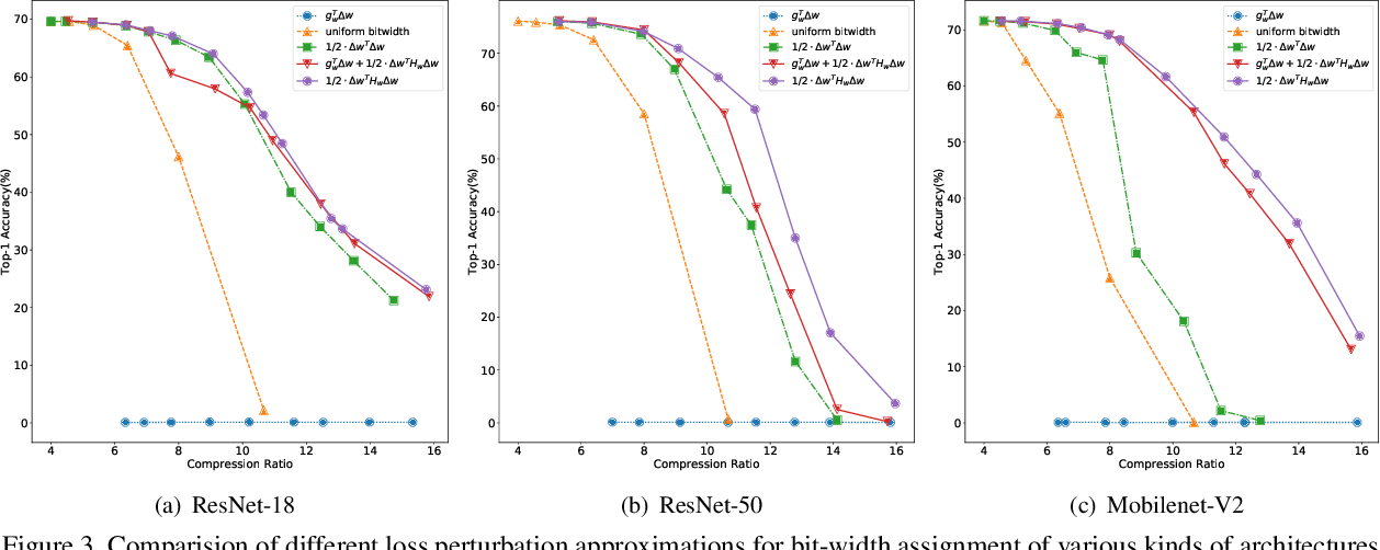 Figure 4 for Towards Mixed-Precision Quantization of Neural Networks via Constrained Optimization