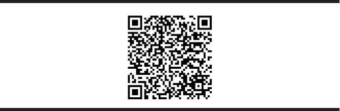 Figure 1 An example of a quick response (QR) code containing contact information