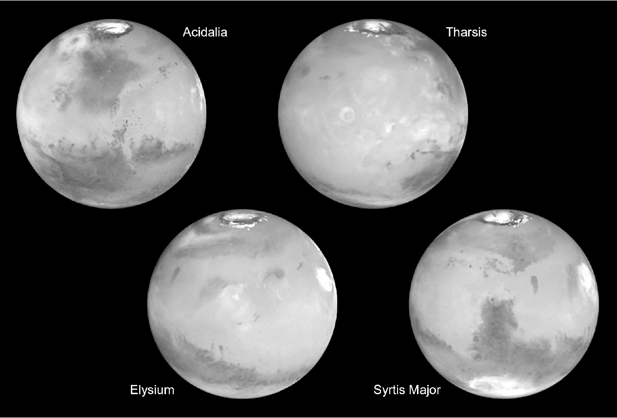 Assessment Of Mars Science And Mission Priorities