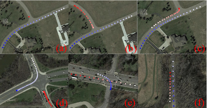 Figure 1 for Clustering of Driving Encounter Scenarios Using Connected Vehicle Trajectories